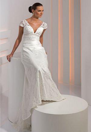 фото самого пышного свадебного платья в мире