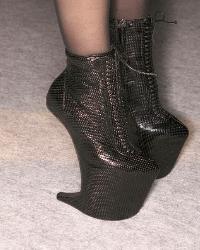 Обувь 21 века: модные инновации