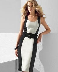 Как выбрать стройное платье