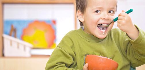 Правильное питание для взрослых и детей