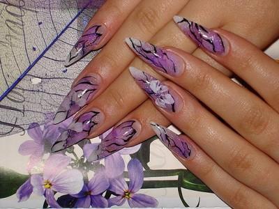 Дизайн ногтей: секреты идеального маникюра