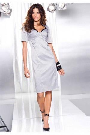 Модные вечерние платья: тенденции 2011 года