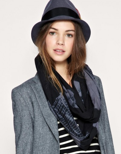 Модные зимние шапки