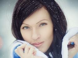 Секреты Снегурочки: уход за кожей зимой