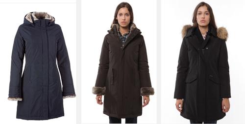 Выбираем теплую куртку с мехом