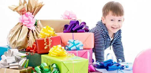 Детский праздник - недетский труд