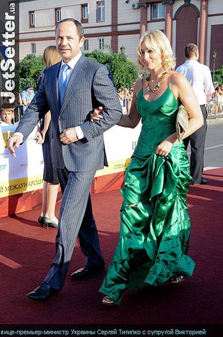 Вікторія Тігіпко: дружина і бізнес-леді