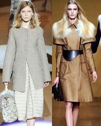 Зимнее пальто 2011