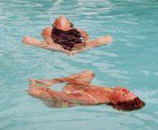 Гимнастика в бассейне