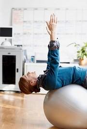 Упражнения на растяжку и укрепление мышц спины