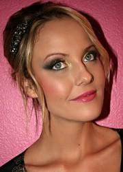 Новогодний макияж 2012 - будь яркой!