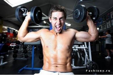 Пол Джеймс: Эксперимент с весом