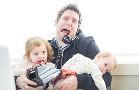Испытание отцовством