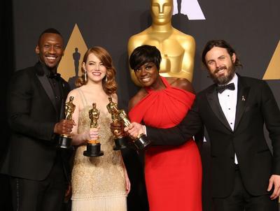 Обладатели премии «Оскар-2017»