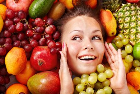 Правильное питание для кожи