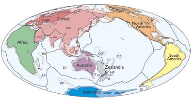 Ученые обнаружили седьмой континент