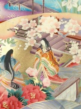 Любовный этикет древней Японии