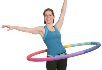 Хула-хуп для похудения: можно, но осторожно