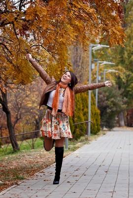 Осенняя стройность