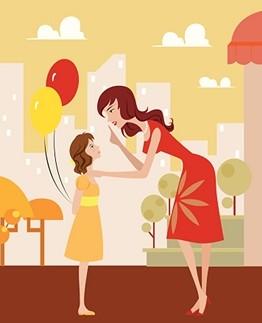 Материнская любовь: вместе или «вместо»