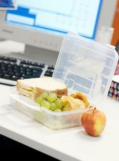 Обед в офисе: быстрые рецепты