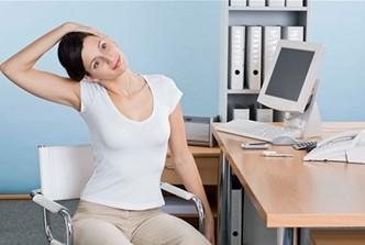 Как не поправиться из-за сидячей работы