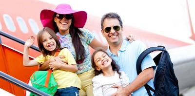 Как организовать отдых с детьми?