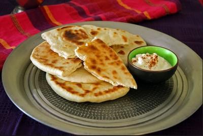 Индийский ужин без мяса