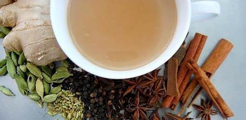 Знаменитый индийский чай масала