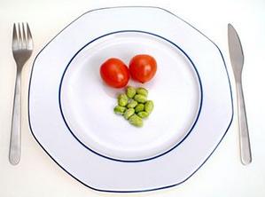 Правильное питание во время поста