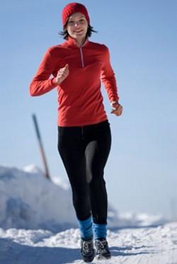 Одежда для тренировок на холоде
