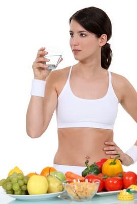 Правильное питание при занятиях спортом