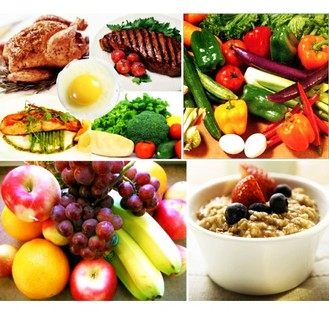 Фитнес-питание для девушек