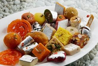 Блюда индийской кухни: Сладости