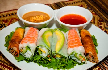 Тайская кухня: сладкая, соленая, кислая и острая