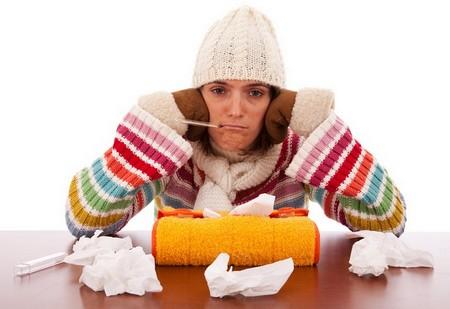 Как бороться с простудой?