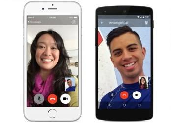 Facebook запустил собственный сервис видеозвонков