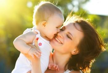 Личная жизнь одинокой мамы