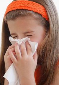 Если ребенок аллергик