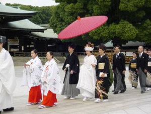 Брак по-японски