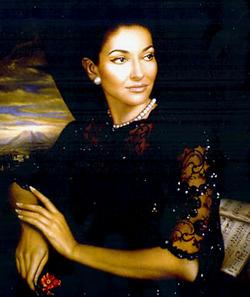 Божественная примадонна Мария Каллас