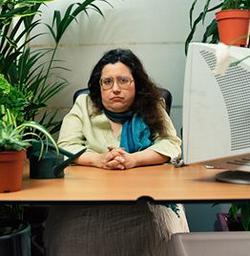 Работа в офисе портит фигуру