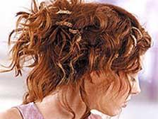Естественная окраска волос