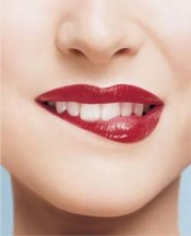Твои уста - два лепестка граната