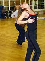 От стриптиза к танцу