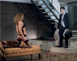 Как затащить мужчину в постель?