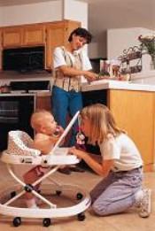 Синдром измученной домохозяйки