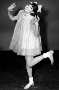 Барбра Срейзанд - смешная девчонка