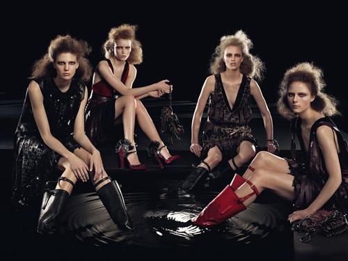 Зловещая осень-2009 от Prada