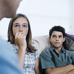 Разговоры при детях